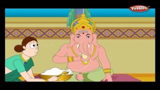 Ganesha Stories in Kannada Episode 5 | Animated Devotional Stories | Cartoon Stories For Kids