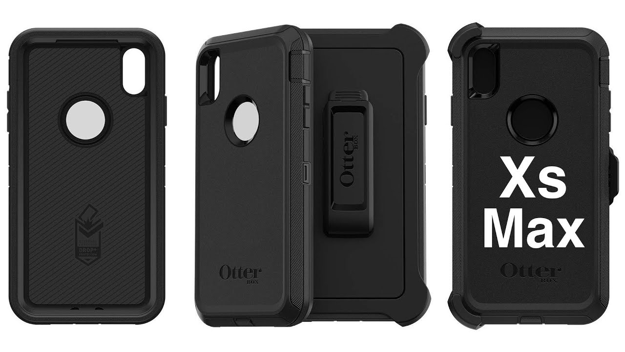 iphone xs otterbox case