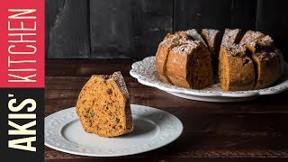 Easy carrot cake | Akis Petretzikis Kitchen