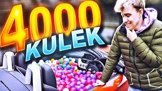 4.000 KULEK W AUCIE NARINY!