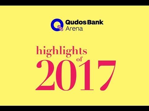 Qudos Bank Arena Event Highlights 2017