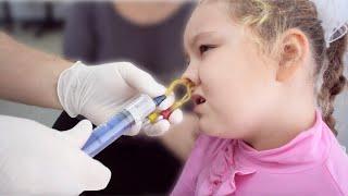 видео Процедуры для детей