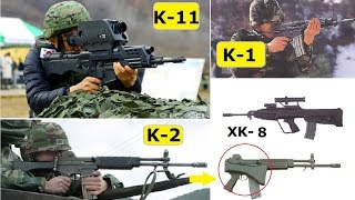 Repeat youtube video 挑戰新聞軍事精華版--韓國自製步槍介紹