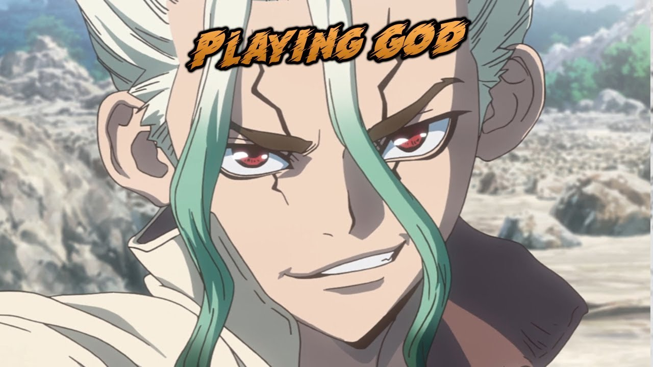 Senku Doesn't Want To Play God | Dr Stone Episode 2