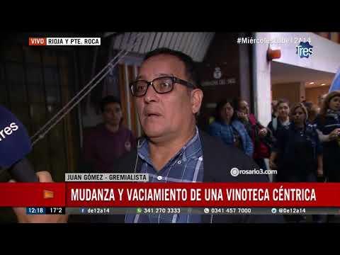 Trabajadores del Rey de Copas protestan por el cierre sin aviso de la patronal
