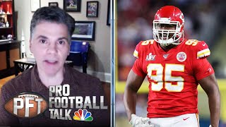 PFTPM: Chris Jones stays put with Kansas City Chiefs, NFLPA's leverage (FULL EPISODE) | NBC Sports