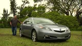 2012 Acura TL SH  Review - Video by Voxel Group - Garage TV
