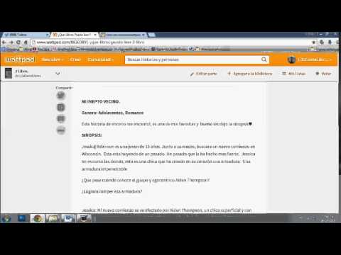 Como Copiar Un Texto y/o Historia De Wattpad (Funciona