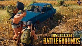 PlayerUnknown's Battlegrounds Squads w/ Drift0r
