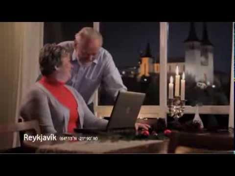 Jólin eru að koma - Jólaauglýsing Vodafone 2013