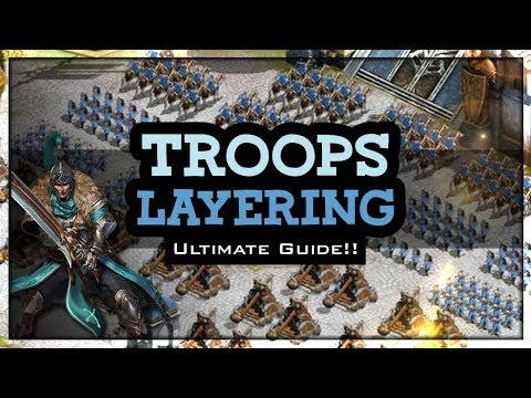 THE ULTIMATE RISE OF THE KINGS TROOP LAYERING & FUNCTION GUIDE