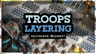 THE ULTIMATE RISE OF THE KINGS TROOP LAYERING & FUNCTION GUIDE screenshot 5
