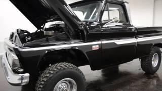 1966 Chevrolet K10 4x4 SWB