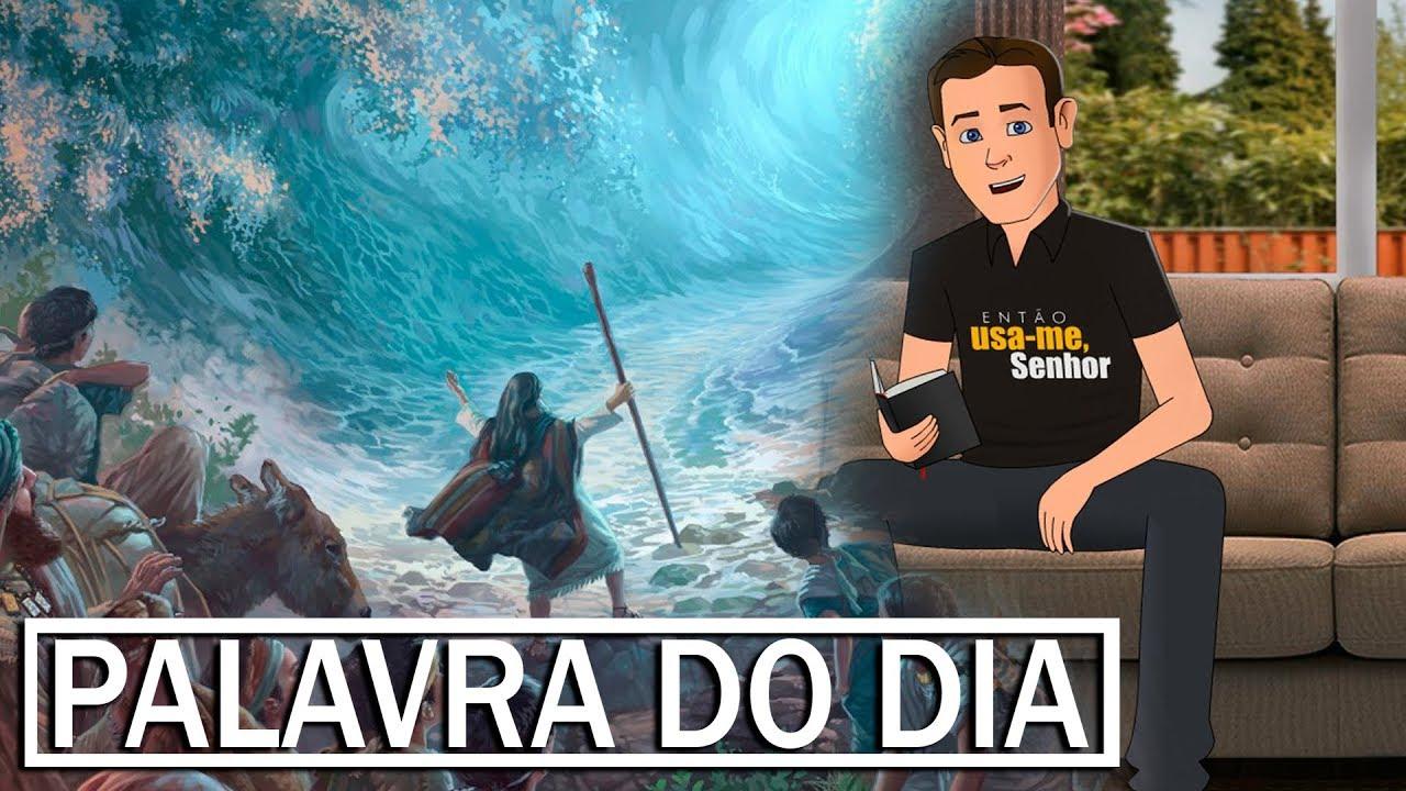 PALAVRA DE DEUS PARA HOJE, DIA 18 DE FEVEREIRO | ANIMA GOSPEL