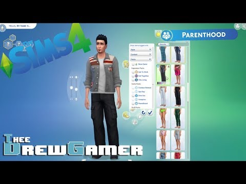 THE SIMS 4 PARENTHOOD ep.1: THE FROST FAMILY |
