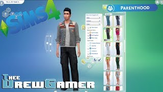 THE SIMS 4 PARENTHOOD ep.1: THE FROST FAMILY