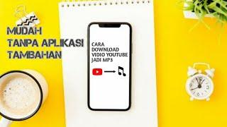 CARA DOWNLOAD LAGU MP3 DI YOUTUBE!! TANPA APLIKASI