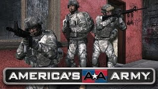 Americas Army 2.8.5 Gameplay
