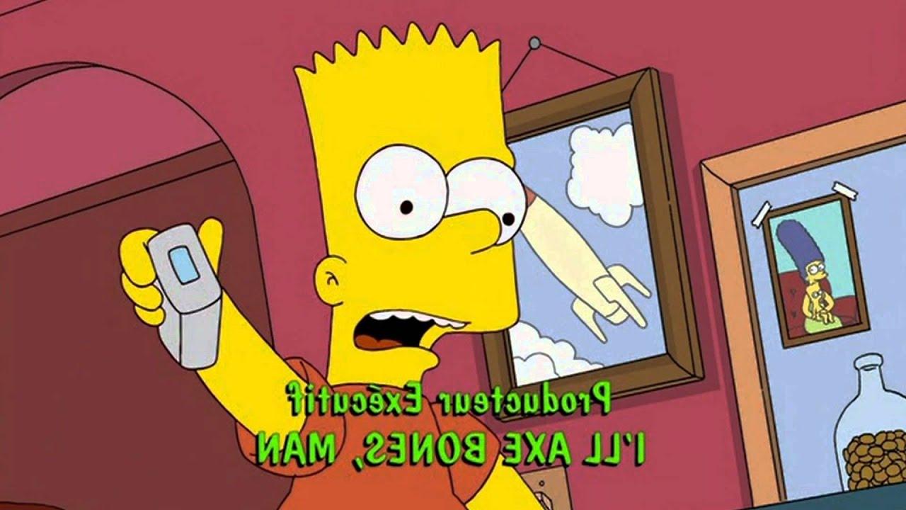 Bart et milhouse jouent la wii youtube - Bart et milhouse ...
