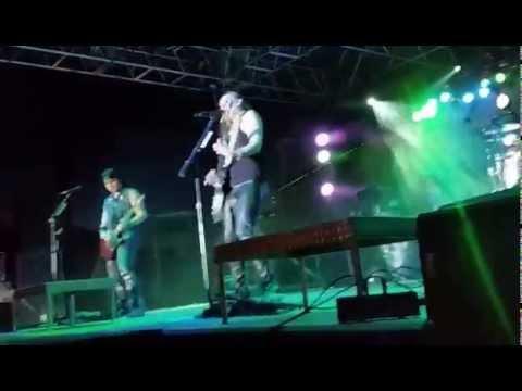Halestorm Live In Burlington, Iowa 6-14-14