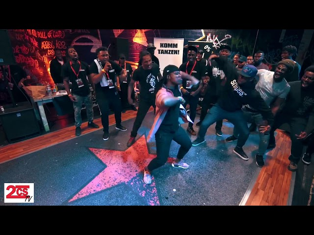 Underground Krump Battle | 2. Chance Saarland