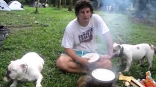 Salí de camping a Rio Claro