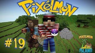 Back to the cave! (Pixelmon Island Adventure Episode 19)