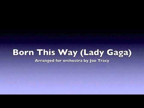 Born This Way (Orchestra)