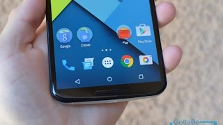 Nexus 6 Tips, Tricks & Hidden Features