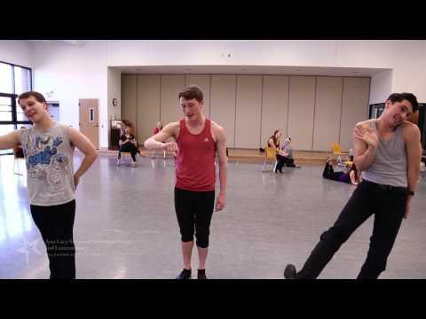 Kiss Me Kate - Theatre Dance at OCU