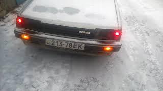 MAZDA 323 BAT... Mening yutish)
