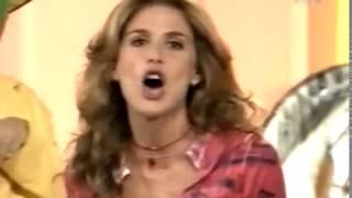´Flavia esta de Fiesta' con Flavia Palmiero y Gabriela Creciente VideoMatch Telefe