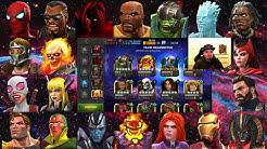 die besten Champions in  Marvel Contest of Champions