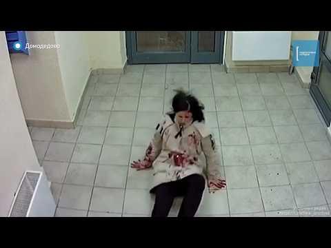 Призывник устроил кровавые проводы в Домодедово