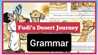 4th Class English Unit-5 Fudi's Desert Journey\