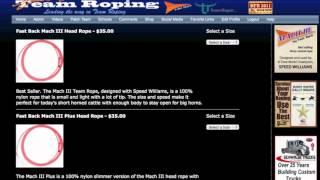 March 2012 Speed Williams ~ speedroping update