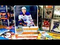 17/18 Upper Deck Series 2 Hockey Retail Tin Break