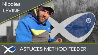 *** Coup & Feeder Matrix Fishing TV *** ASTUCES METHOD FEEDER