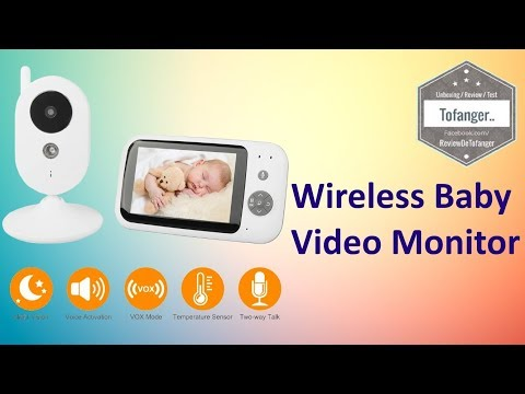 wireless-video-baby-monitor---video-baby-monitor---didseth---unitoptek---unboxing