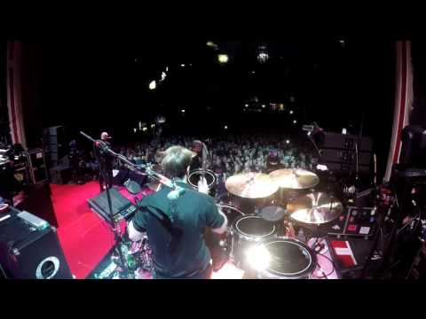 Peaches - The Stranglers. Classic Collection Tour. Drum cam