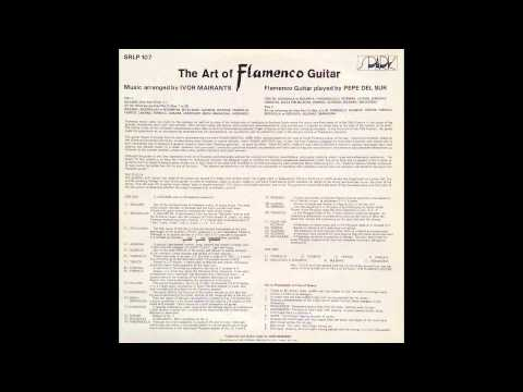 The Art of Flamenco Guitar - Ivor Mairants (Tracks 16-26)
