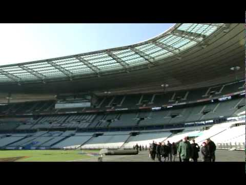 Stade de France Tour - St Dennis, Paris [parte 1]