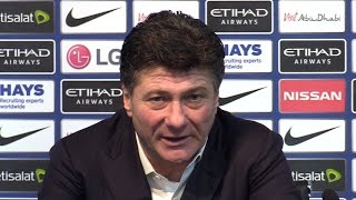 Manchester City 2-0 Watford - Walter Mazzarri Full Post Match Press Conference
