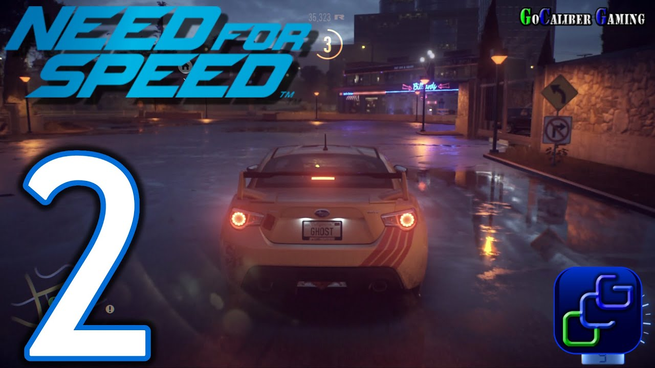 need for speed 2015 ps4 walkthrough part 2 youtube. Black Bedroom Furniture Sets. Home Design Ideas