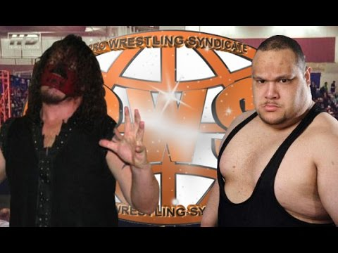 FULL MATCH: Abyss VS Steve Mack - PWS Blitzkrieg