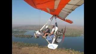 Microlight Flight over Victoria Falls & Zambezi River