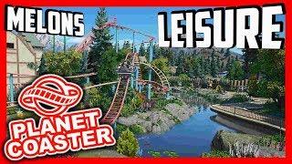 Melons Leisure - Ein Park mit Potential | PARKTOUR - Planet Coaster