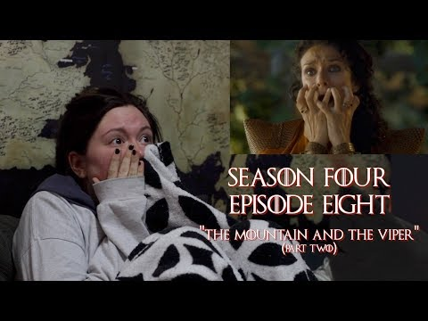 Hogwarts Reacts: Game Of Thrones S04E08 -