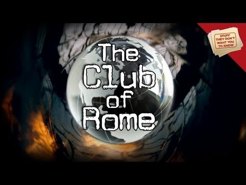 What is the Club of Rome?