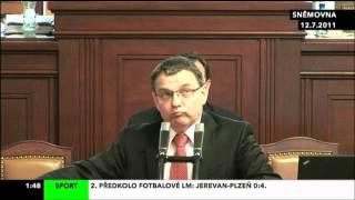 Luboš pocítí radost z Karolíny feat. Totálně vytlemený Nečas